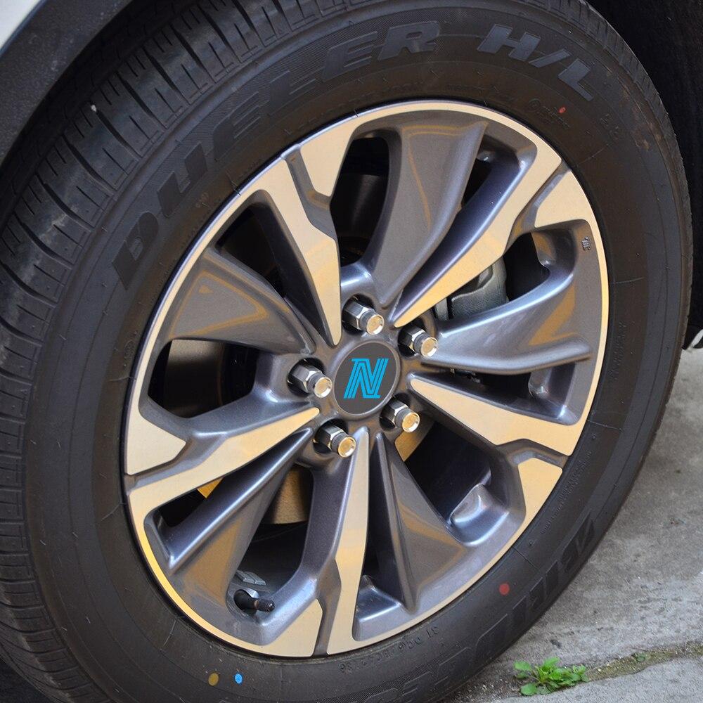 NICECNC 20PCS M12x1.5 Wheel Lugs Nuts Cone Seat Closed End Acorn Lug Nut Stainless SUS304 Bolts For Chevrolet Corvette Cruze 2015-2018