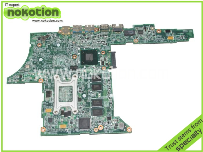 NOKOTION for Acer aspire M5 481 laptop motherboard NBM3W11002 DA0Z09MBAH0 Intel HM77 DDR3 laptop motherboard fit for acer aspire 5551 5551g mbptq02001 mb ptq02 001 new75 la 5912p ddr3 mainboard
