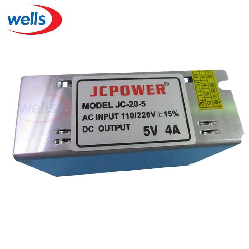 5V 4A switching strømforsyning CCTV DVR sikkerhed strømforsyningsadapter