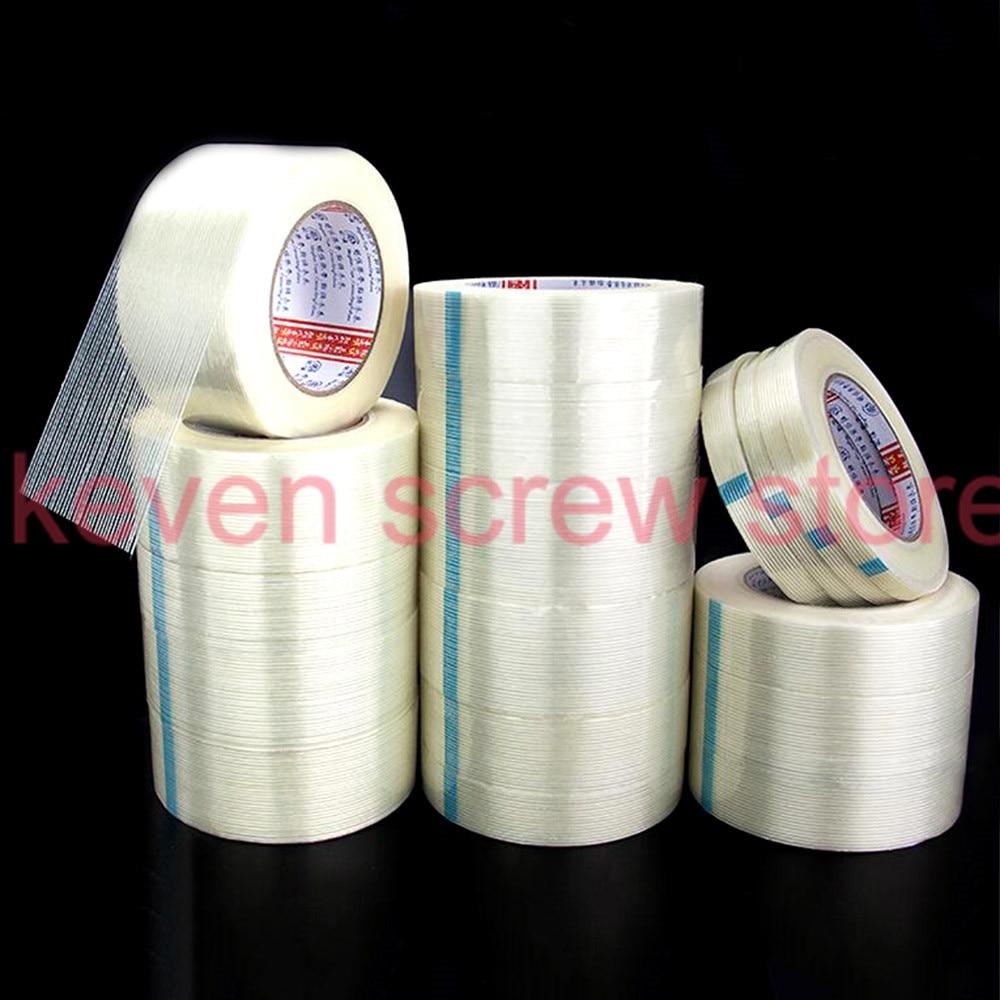 5pcs W 2cm L 10m Wear resistant Waterproof Strength Striped Fiber ...