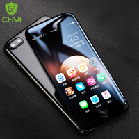 CHYI Matte Tempered Glass For Iphone 7 7plus Screen Protector 9H No Fingerprint Oleophobic Coating Bright