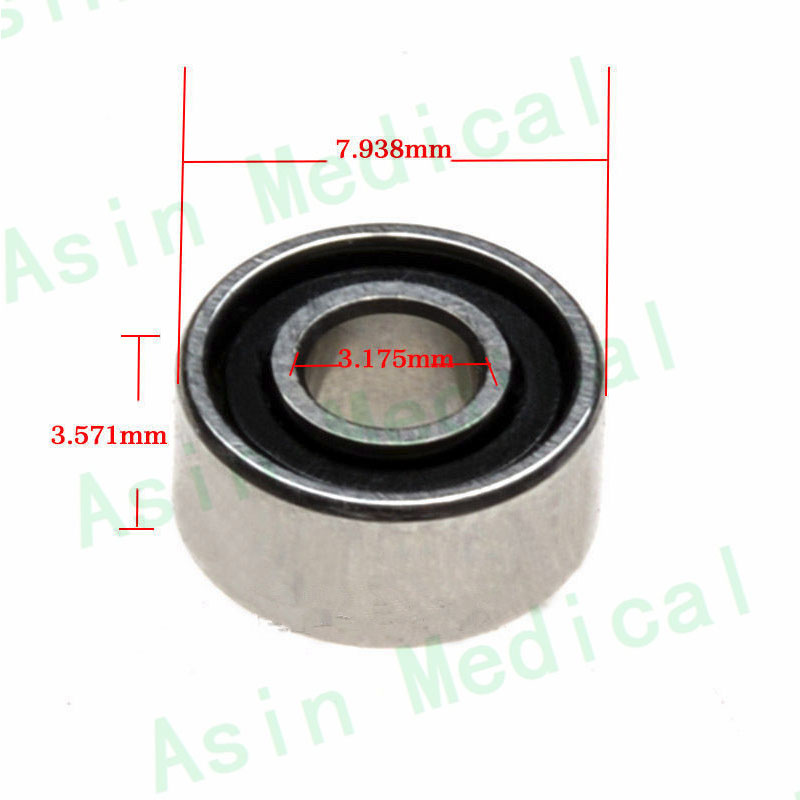 High Quality 2019 NEW Bien Air 10pcs Ceramic Dental Bearing Balls Used For High Speed handpiece