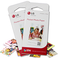 Photo Paper for LG Pocket Photo Printer for PD251 PD261 PD239 Mini Portable Bluetooth Android IOS Mobile Phone Photo Printers