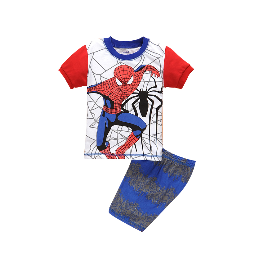 Online Get Cheap Toddler Spiderman Pajamas -Aliexpress.com ...