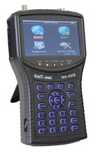 цена на Original SATLINK WS-6939 Digital Satellite Finder DVB-S DVB-T COMBO Satellite Meter Finder 4.3  TFT LCD