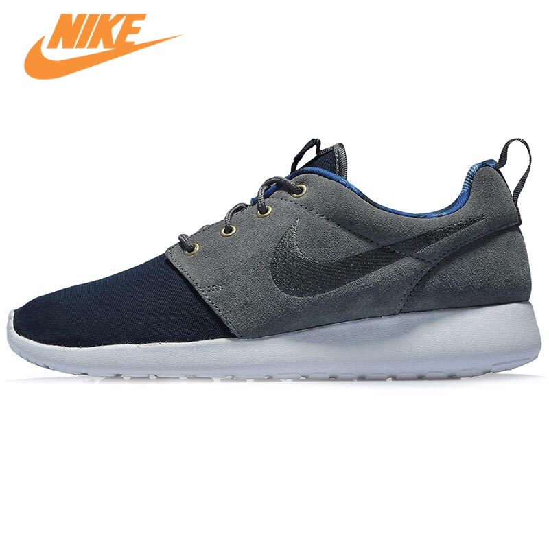 New Arrival Original Authentic NIKE ROSHE ONE PREMIUM Men's Breathable Running Shoes Sports Sneakers Trainers original new arrival nike roshe one hyp br men s running shoes low top sneakers