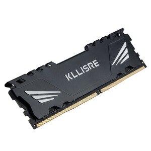 Image 4 - Kllisre DDR3 DDR4 4 Gb 8 Gb 16 Gb 1866 1600 2400 2666 2133 Desktop Geheugen Met Koellichaam Ddr 3 Ram Pc Dimm Voor Alle Moederborden