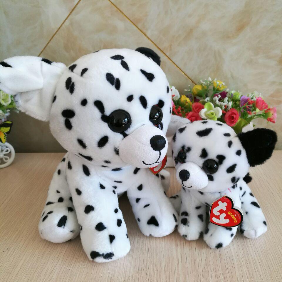 c6954c9b97f Spencer cão 15 cm 25 cm Ty gorros vaias coleção Toy Plush Stuffed Animal  dolls crianças brinquedos brinquedo macio para crianças brinquedos de  presente em ...