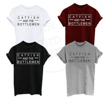 Catfish and the Bottlemen Music Band Men's Women's Unisex Clothing Top Tee Tshirt More Size and Colors-A223