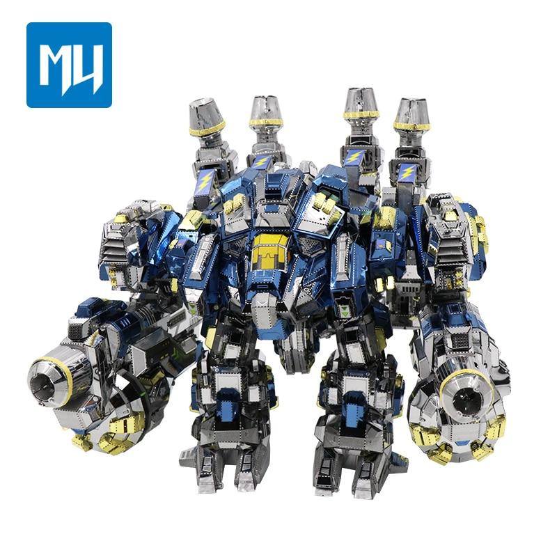 MU Thor Armour Terran robot de combat armé Assemblage de modèle en - Jeux et casse-tête - Photo 5