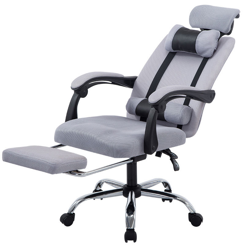 Office Computer Chair Home Furnture Cloth Lifting Reclining Gaming