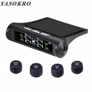 YASOKO TPMS Car Tire Pressure