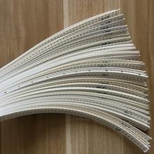 0805 SMD Керамика конденсатор с алюминиевой крышкой, набор сортированных 1pF~ 10 мкФ 50values* 50 шт. = 2500 шт. чип Керамика конденсатор с алюминиевой крышкой, образцы ki