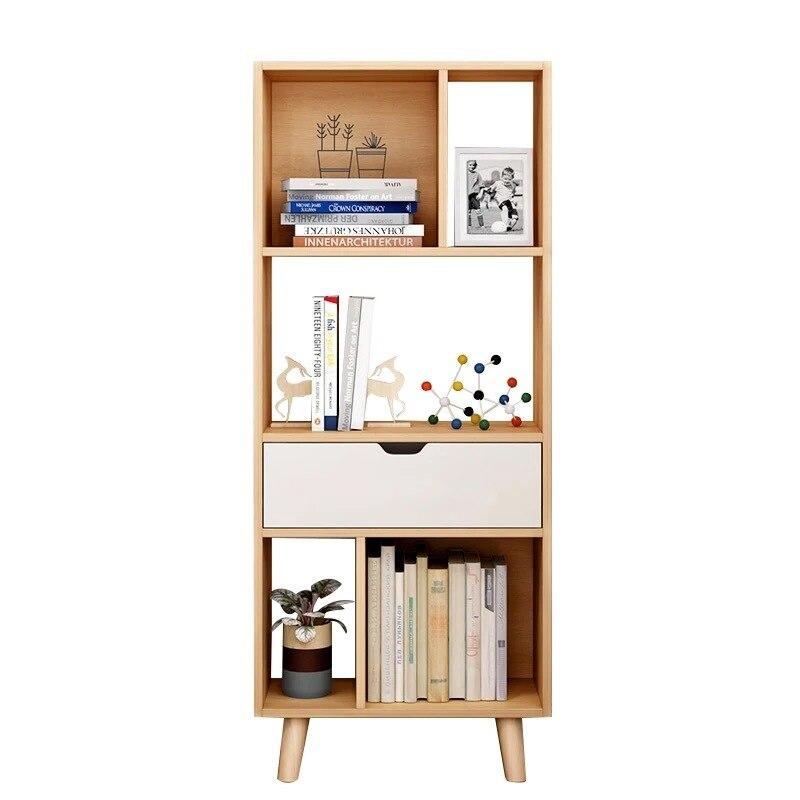 Estanteria Para Libro Wall Boekenkast Display Bois Meuble De Maison Oficina Wodden Decoration Retro Furniture Book Shelf Case