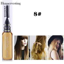Hair One Time Temporary Unisex Dye Cream Highlights Streaks Touch Up(China)