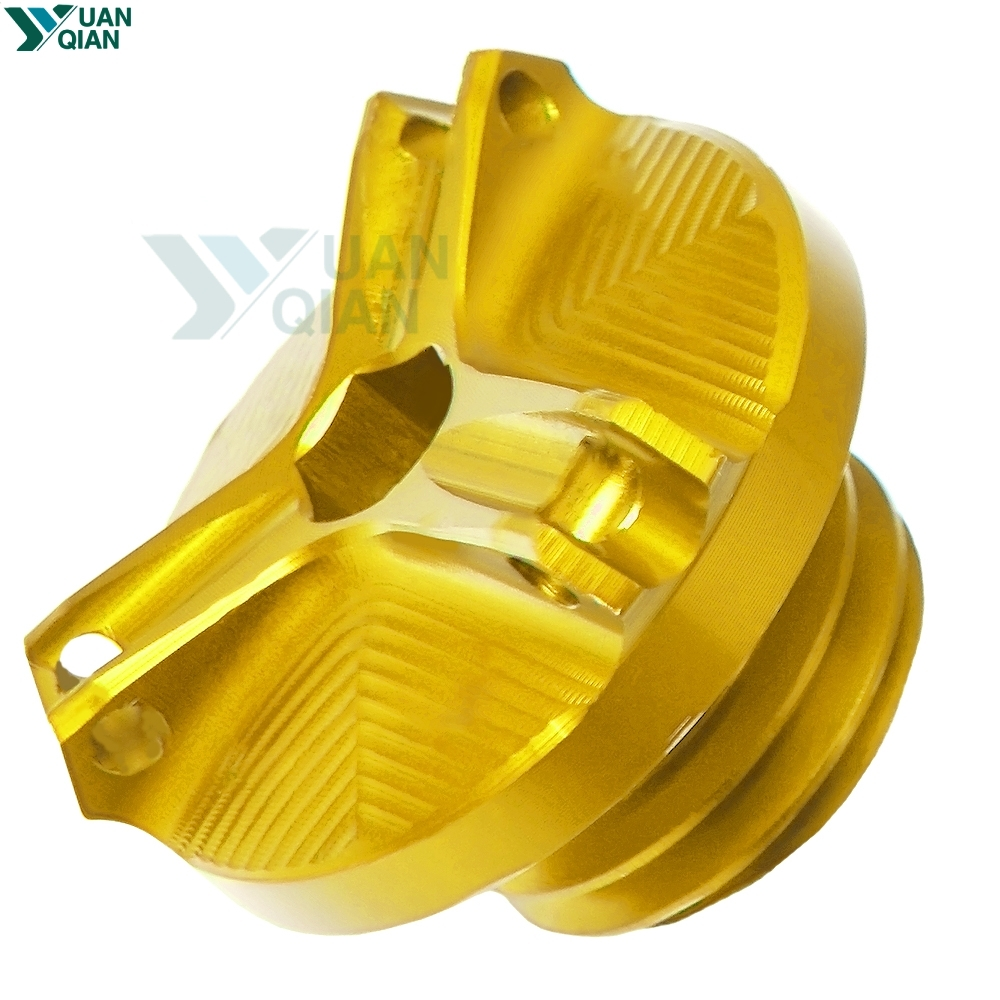 For Suzuki RM Z450 2005 2006 2007 2008 2009 2010 2011 2017 Motorcycle accessories M20 2 5 Engine Oil Filter Cup Plug Cover Screw in Covers Ornamental Mouldings from Automobiles Motorcycles