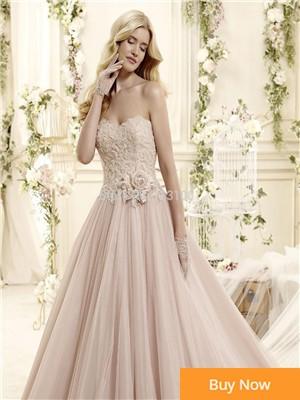 Vestido-Para-Casamento-2015-Blush-Pink-Wedding-Dresses-Sexy-Bridal-Dress-Bride-Gowns-A-Line-Weddin