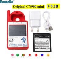 Newest version V5.18 CN900 Mini Transponder hand held Key Programmer Support Multi Language for 4C 46 4D 48 G Chips CN900MINI