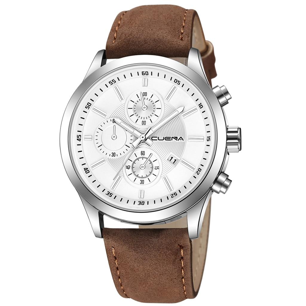 HTB1oDe8ah rK1RkHFqDq6yJAFXaX Fashion mens watches top brand luxury business sport quartz wrist watch leather watchband women watches ladies dress clock USPS