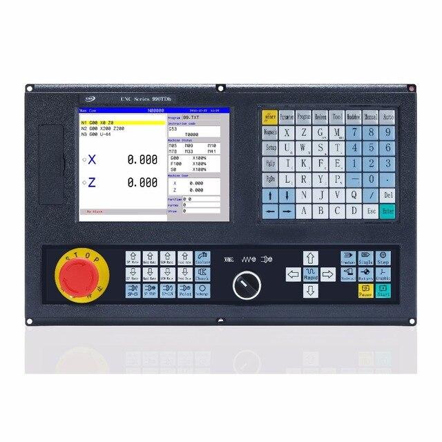 Best Price 2 Axis Cnc Lathe Controller For Retrofit Lathe Machine Atc G Code