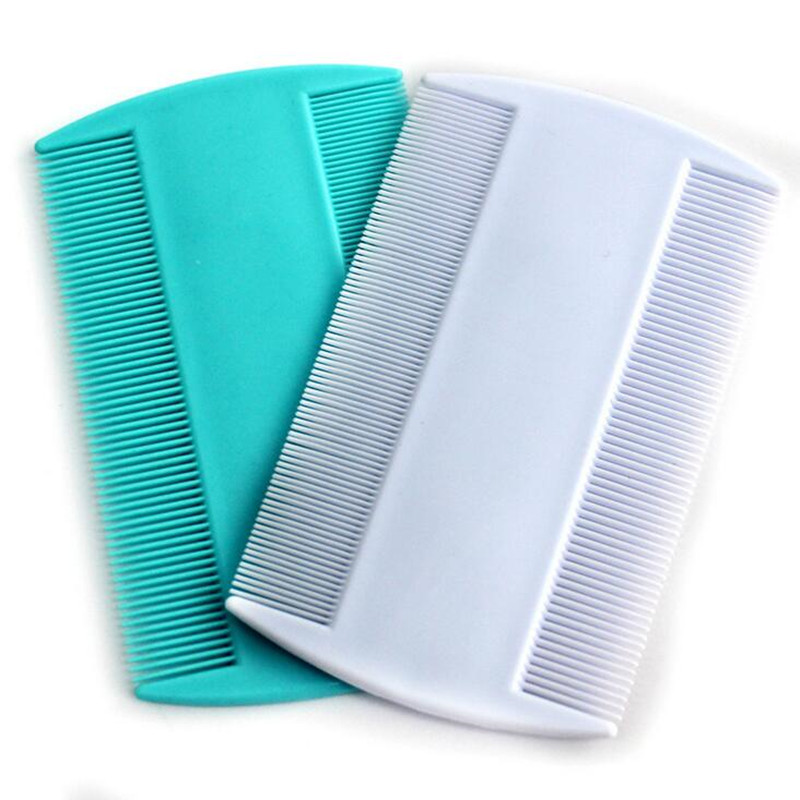 double sided head lice comb hair