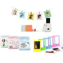 Color Album Photo Frames Marker For Fujifilm Instax Mini 8 9 25 50 7s - Fit for about 3.9 inch photos