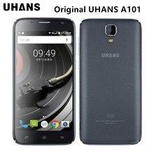 Uhans A101 Android 6.0 смартфон 5 дюймов MTK6737 Quad Core Мобильный телефон 1 ГБ Оперативная память 8 GB Встроенная память двойной Камера 4 г LTE 2450 мАч сотовый телефон