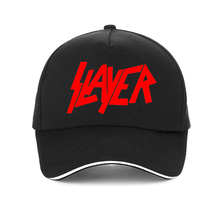 Fashion Brand Printing Slayer Heavy Metal Thrash Rock Band Baseball cap Summer adjustable hats Unisex snapback hat