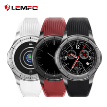 2017 LEMFO LF16 Android 5.1 MTK6580 reloj teléfono Inteligente 512 MB + 8 GB Reloj Smartwatch