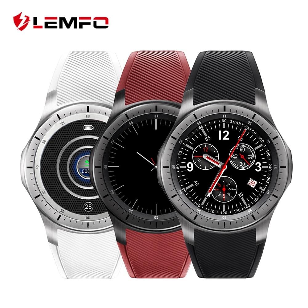 2017 font b LEMFO b font LF16 Android 5 1 MTK6580 Smart font b watch b