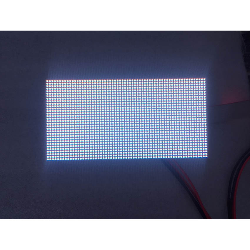 HD Panel SMD2121 P2.5 LED Module 160*80mm 64*32pixels 1/16 Scan 3in1 RGB Full Color For Indoor LED Display Screen