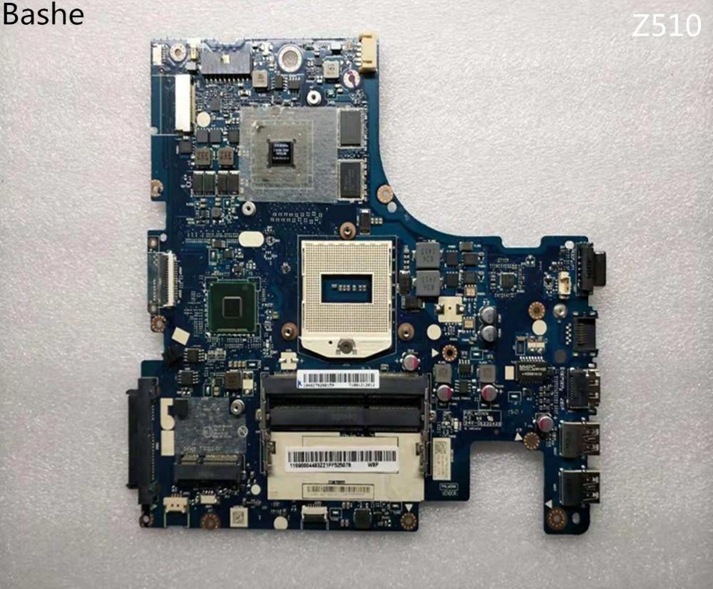 90004483 placa de base para laptop Lenovo IdeaPad ailza Z510 nm-a181 hm86 2 gb DDR3 gt740m 100% probado completamente
