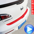 Free shipping! HIgh quality carbon fiber protection stickers(protection paint) for Mazda 3 2011-2014