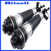 Brand New 2pcs Front Left And Right Pair Air Suspension Air Shock Strut Case For Audi