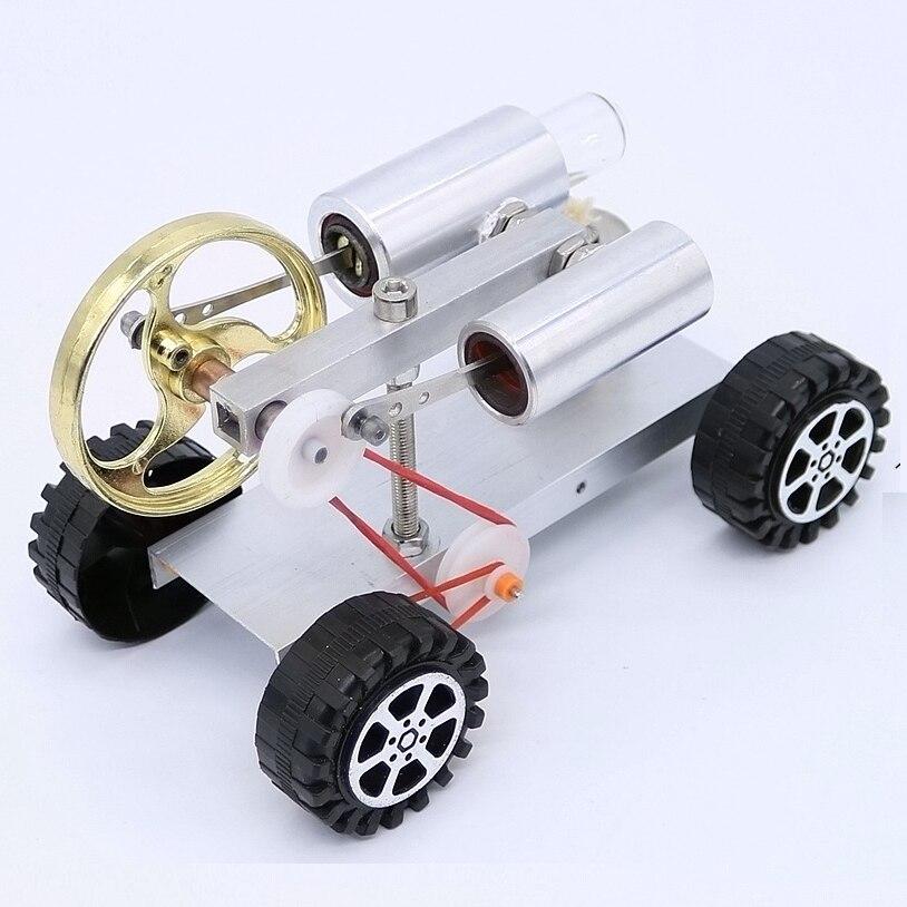 Sterling Engine Car Steam Car Model Boutique Gifts