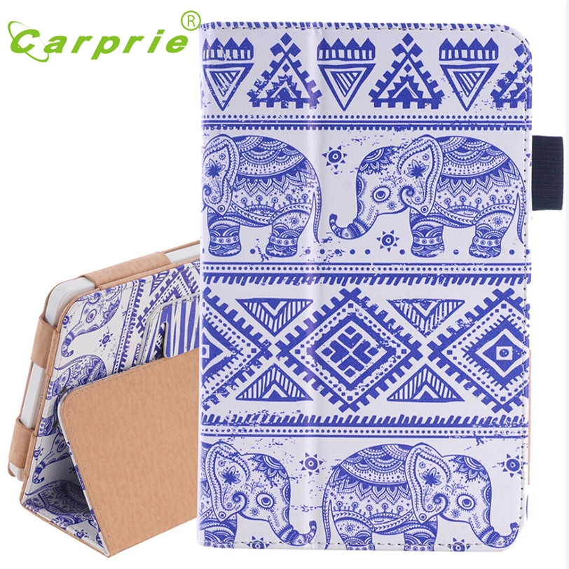 CARPRIE Fold Leather Case For Kindle 6 inch Tablet Stand Cover Tablet Case For Amazon Kindle Fire HD 6 Mar29 MotherLander