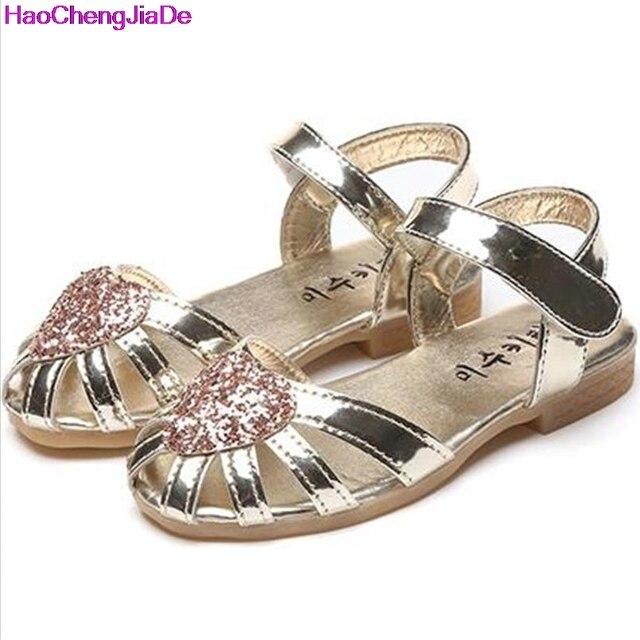 Chaussures Sandales Filles Princesse Chaussures d'été pour enfants Zr4d9Pta1