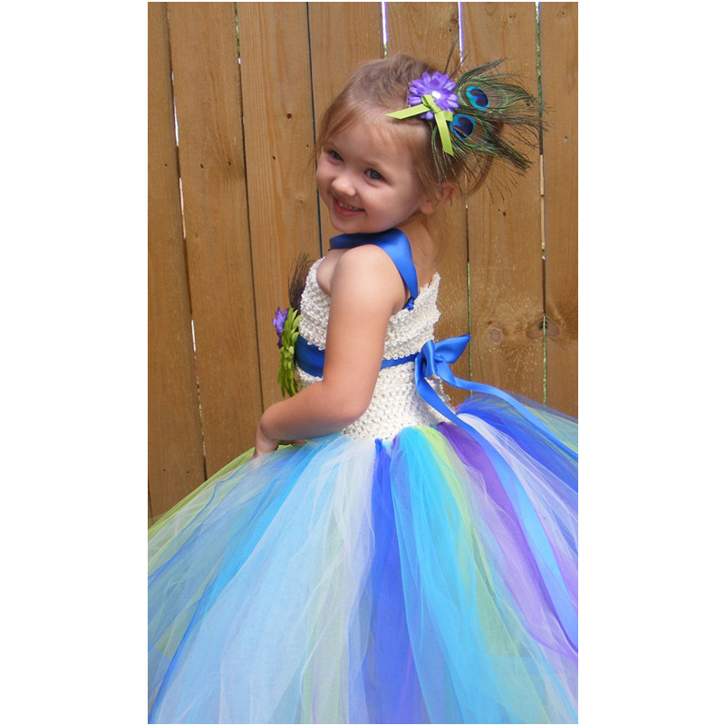 eaa3fd218 ... Princess Tutu Dress Fairy Tulle Flower Girl Dresses For Wedding  Birthday Girl. sku: 32685440978
