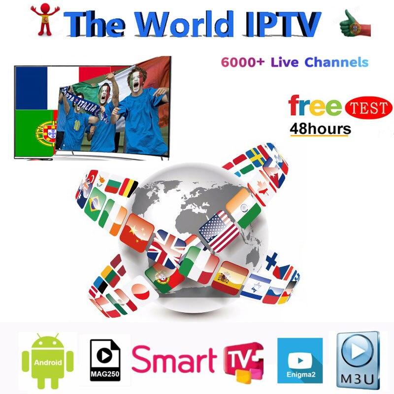 Air IPTV Subscription 6000+ Rocksat Europe France UK German Arabic Dutch Sweden Poland Portugal For Smart TV Mobile Smartphone