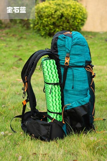 3F UL Gear Lightweight Backpack Trekking Rucksacks 40+16L 3