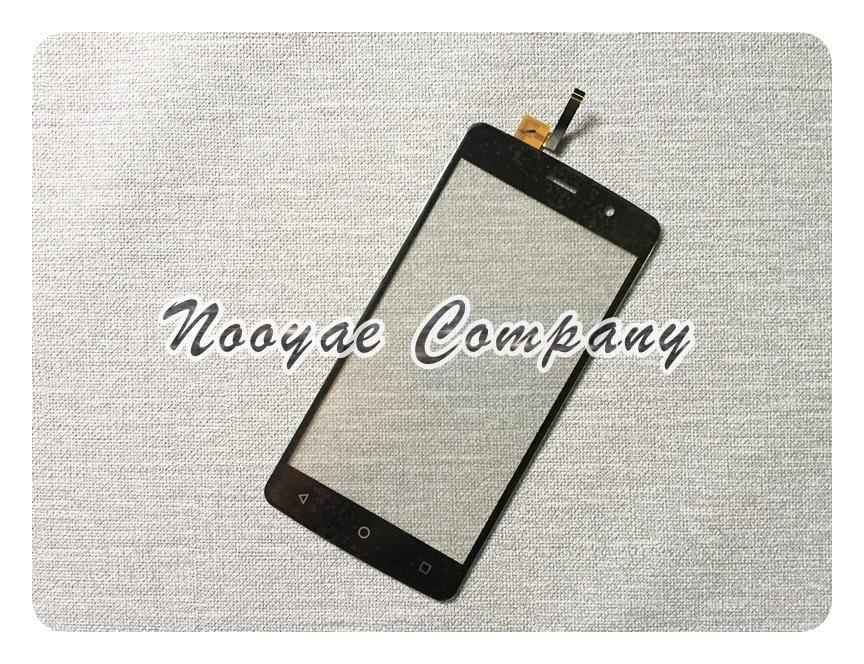 Novaphopat Black ES750 Sensor Phone Replacement Parts For DEXP Ixion ES750 Connect Touch Screen Digitizer Glass