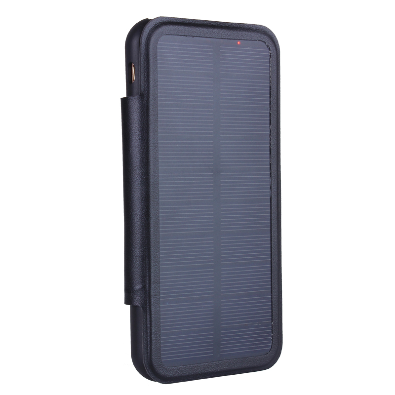 3000mah/5000mah Charger Case For Iphone 6/6s/7 External Battery Charger Case For Iphone 6 6s Plus/7 Plus With 1 Fold Solar Panel Sale Price Cellphones & Telecommunications
