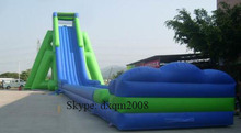 hot sale sports&entertainment PVC giant inflatable slide with high quality for sale