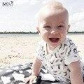 Maka Niños camiseta bebé camisetas roupas infantis menino bebes Ropa de niños ropa de niños ropa de bebé recién nacido Tops