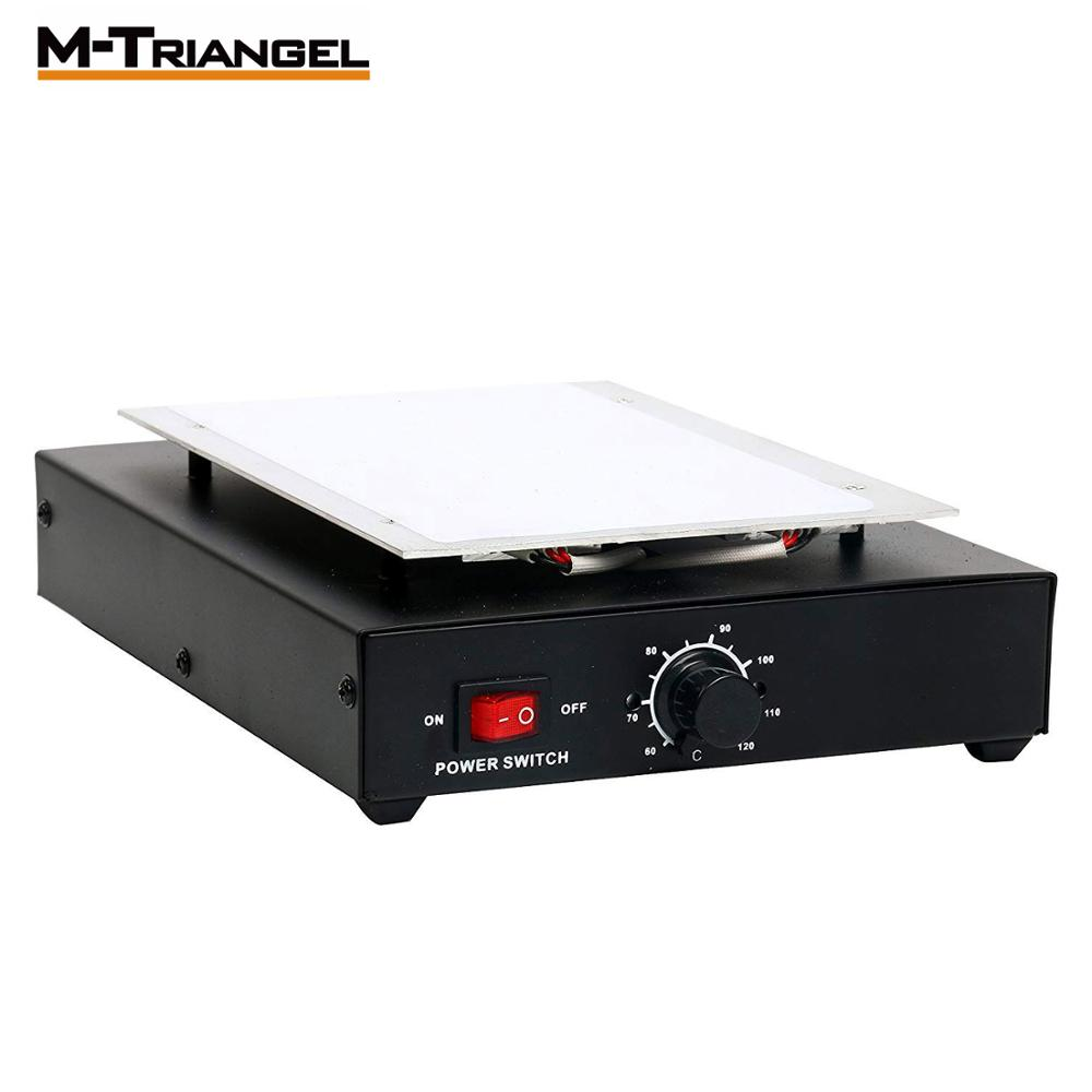 450W Phone Repair Tools LCD Screen Separator Heating Platform Glass Removal Phone Repair Machine Auto Heat Smooth Plate