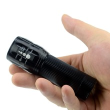 Q5 Linterna Led Mini Torch practical 2000LM Waterproof Lanterna Torch Zoomable LED Linternas Pen Light Lampe De Poche z94+1(China)