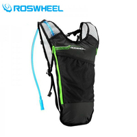 ROSWHEEL 2L Water Bag+8L Waterproof Backpack Outdoor Climbing Cycling Camping Sport Water Bladder Hydration Backpack Camelback