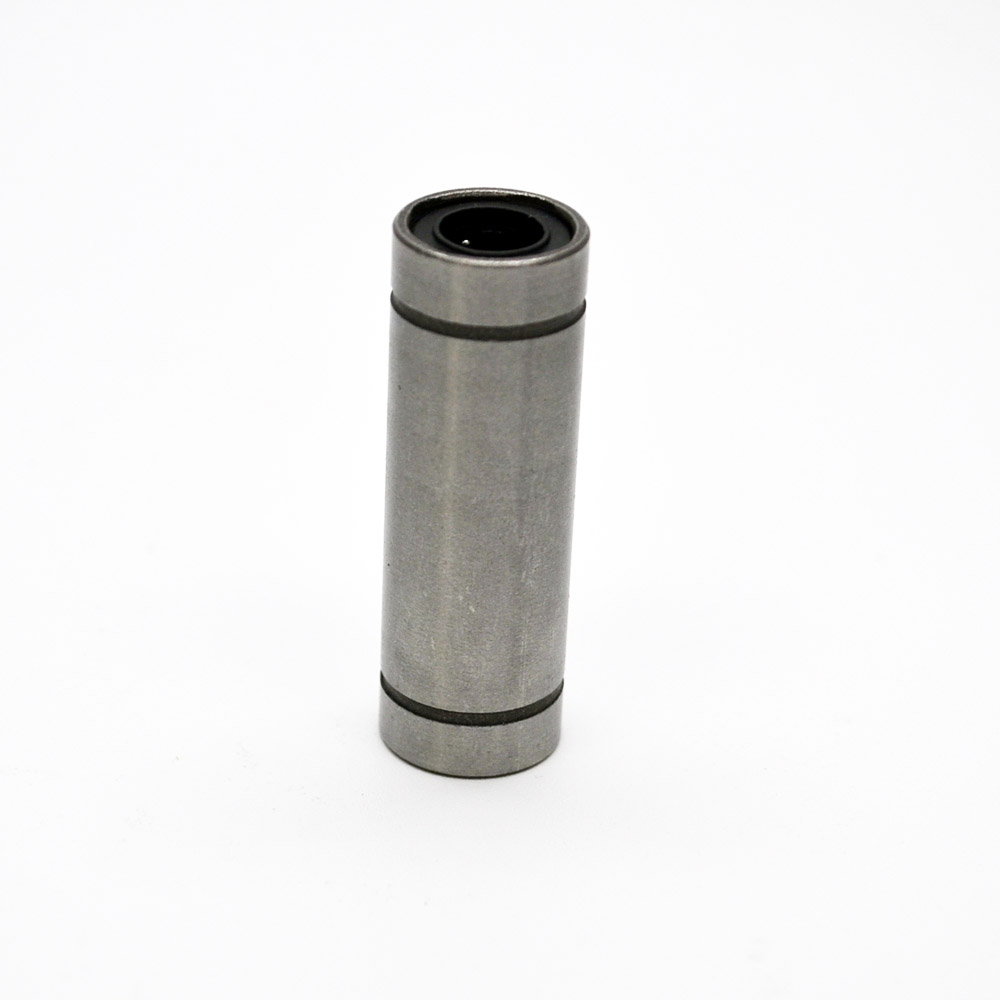 1pc Long Type Linear Ball Bushing Sliding Bearing LM35LUU 35 Mm 35x52x135mm For Linear Shaft CNC Parts 2pcs lm10luu long type 10mm linear motion ball bearing slide bushing for diy cnc parts for 10mm linear shaft