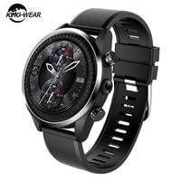 KingWear KC05 Pro 4G Smartwatch Phone Android 7.1 OS MTK6739 Quad Core 1.25GHz CPU 3GB RAM + 32GB ROM GPS Camera Sports Modes