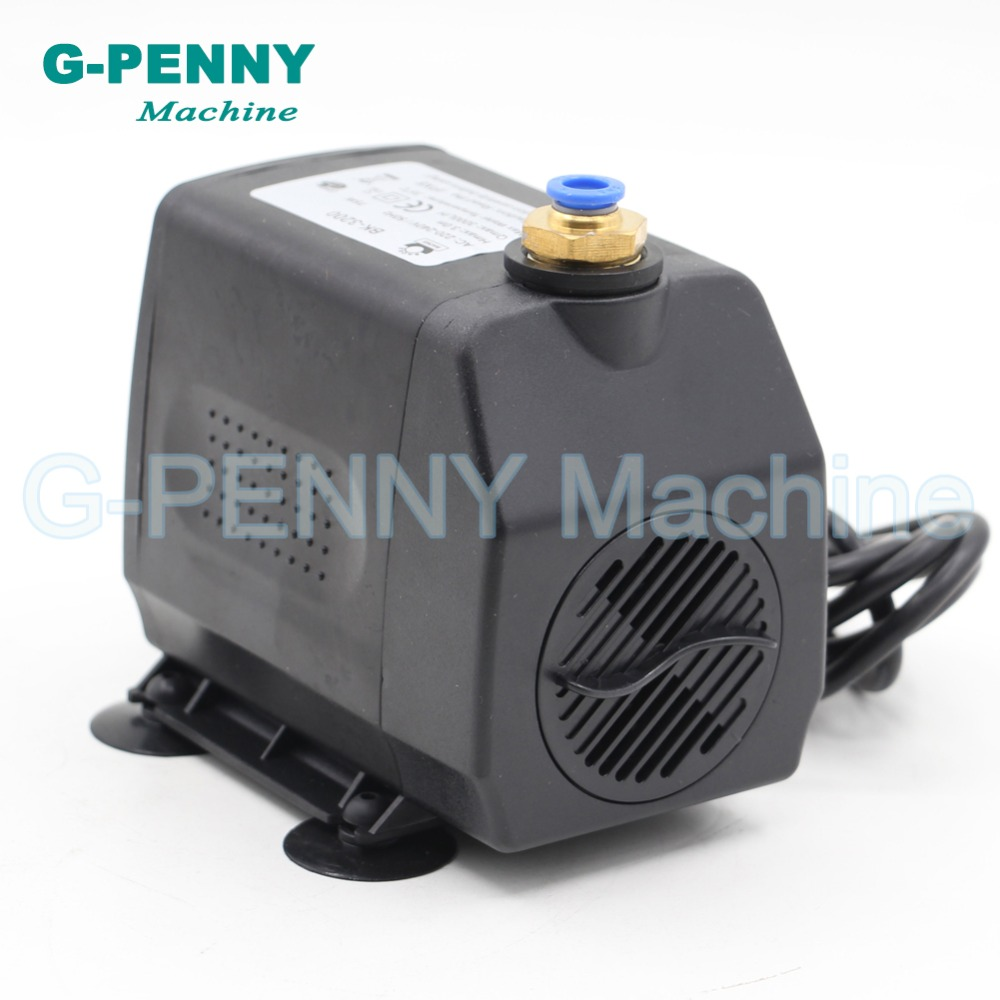 G PENNY 2 2KW ER20 Water Cooled Spindle Kit CNC Spindle 4 Bearings 2 2KW Inverter VFD 80mm Spindle Bracket 75w Water Pump in Machine Tool Spindle from Tools